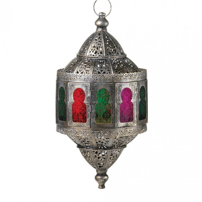 Wholesale Rustic Moroccan Hanging Lantern Cool Gifts