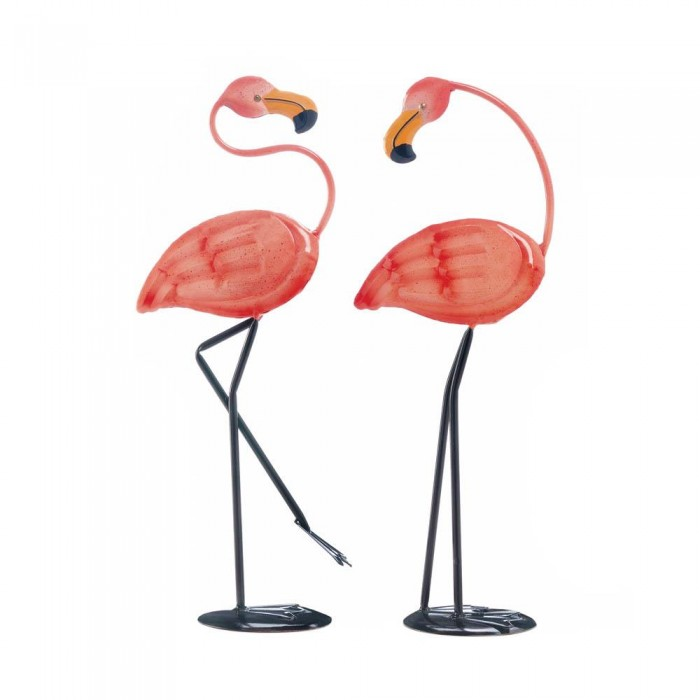 Wholesale small flamingo decor set garden decor home decorating wholesale - Sullivans wholesale home decor set ...