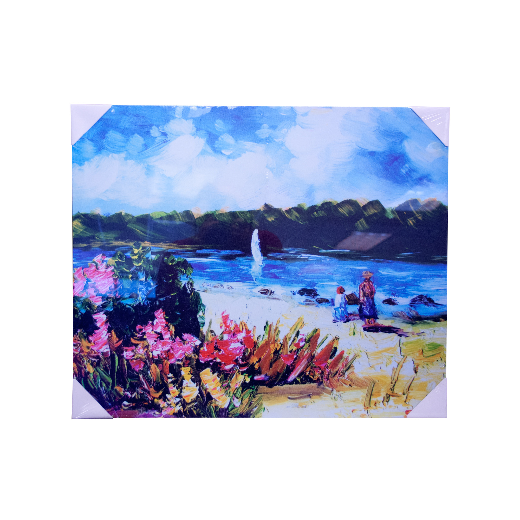 wholesale canvas landscape decor bulk buys home