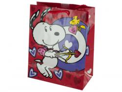 Wholesale Snoopy Bullseye Valentine's Gift Bag