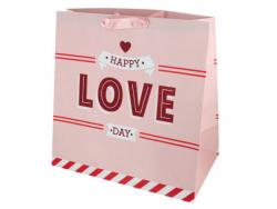 Wholesale 'Happy Love Day' Large Gift Bag